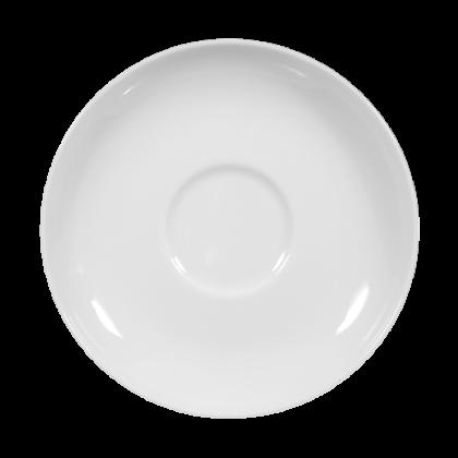 Sketch Basic Kaffee-/Tee-Untertasse rund 14,5 cm weiß