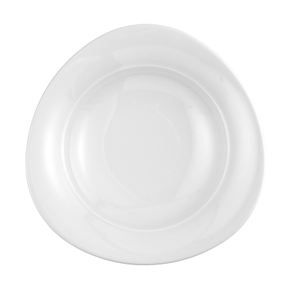 Trio Suppenteller 23 cm weiß