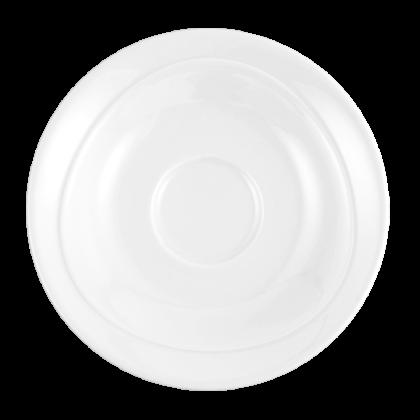 Trio Kombi-Untertasse 16 cm weiß