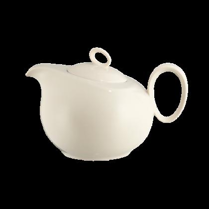 Trio Teekanne 1,30 l für 6 Personen Vanille