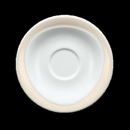 Trio Untertasse zur Frühstückstasse 17,5 cm Vanille