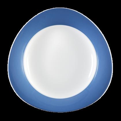 Trio Suppenteller 23 cm Blau