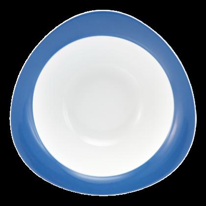 Trio Schüssel 28 cm Blau