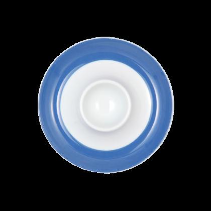 Trio Eierbecher mit Ablage Blau