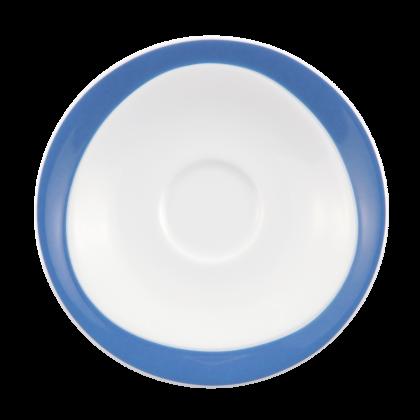 Trio Kombi-Untertasse 13,5 cm Blau