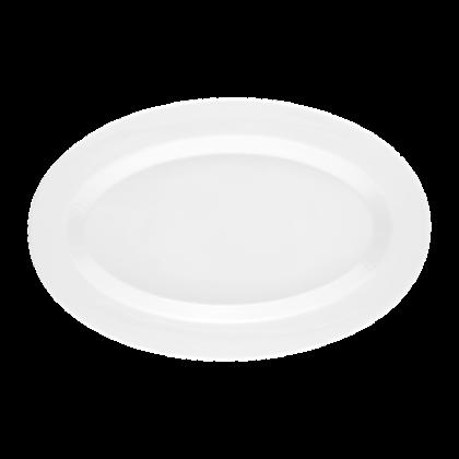 No Limits Beilagenplatte 25 cm weiß