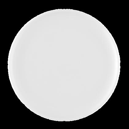 No Limits Platte rund 19 cm weiß
