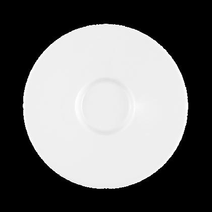 No Limits Kombi-Untertasse 14 cm weiß