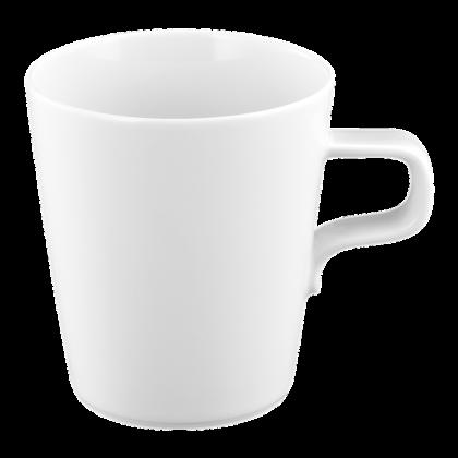 No Limits Milchkaffeetasse 0,37 l weiß
