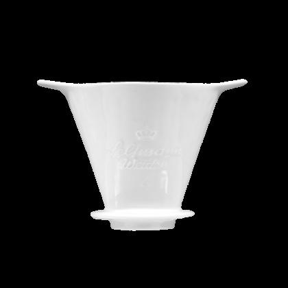 Lukullus Filter Nr. 4 weiß