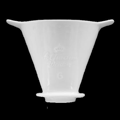 Lukullus Filter Nr. 6 weiß