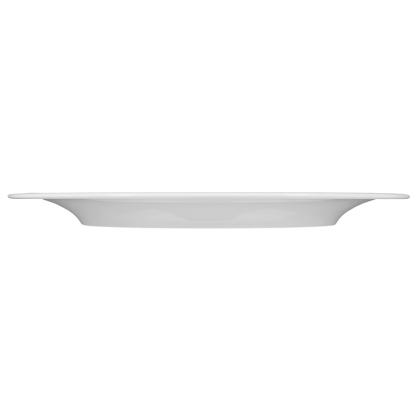Savoy Teller flach 33 cm weiß