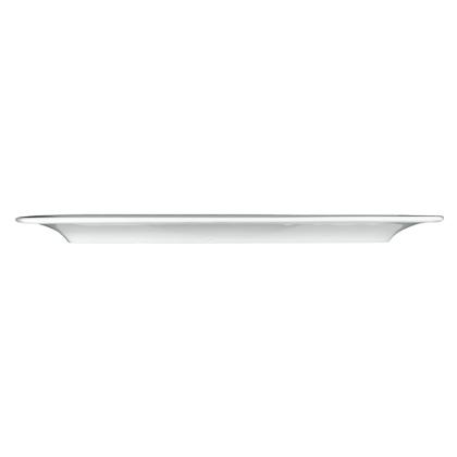 Savoy Teller rechteckig 35x24,5 cm weiß