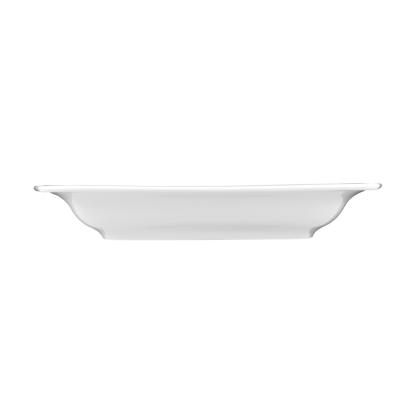 Savoy Teller tief rechteckig 27,5x20,5 cm weiß