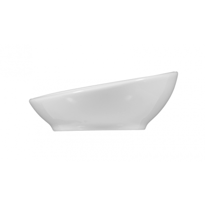 Savoy Dipschälchen schräg 8,5 cm weiß