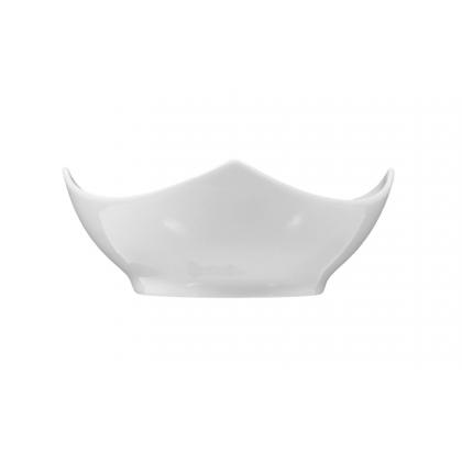 Savoy Dipschälchen eckig 9 cm weiß