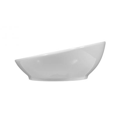 Savoy Dipschälchen schräg 11 cm weiß