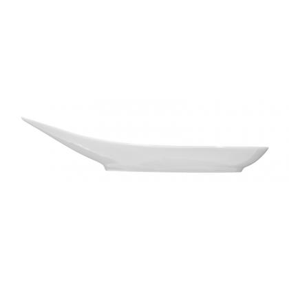 Savoy Dipschale oval 14 cm JL weiß