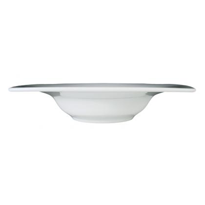 Savoy Gourmetteller eckig 20,5 cm weiß