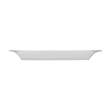 Savoy Platte eckig 23x14 cm weiß