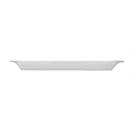 Savoy Platte eckig 30x14 cm weiß