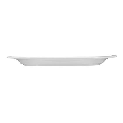 Savoy Platte oval 28 cm weiß