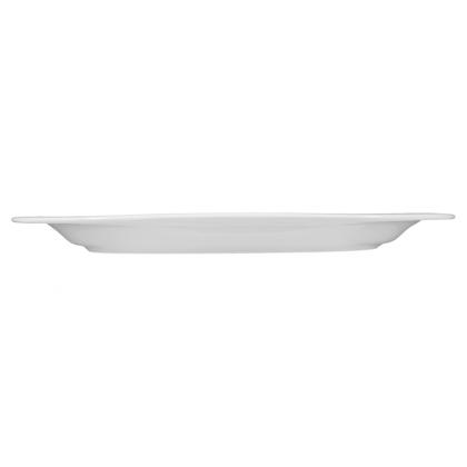 Savoy Platte oval 32 cm weiß