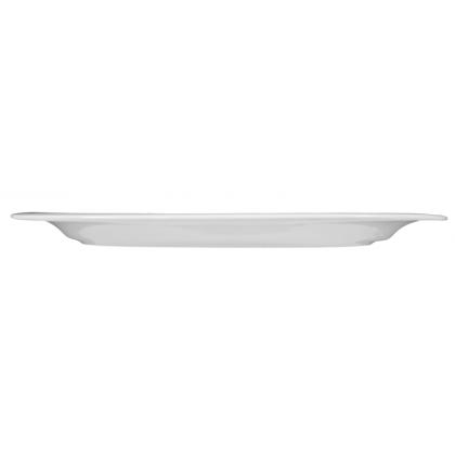 Savoy Platte oval 36 cm weiß