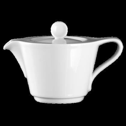 Mandarin Teekanne 1 weiß