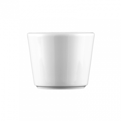 Mandarin Teesiebablagebehälter weiß