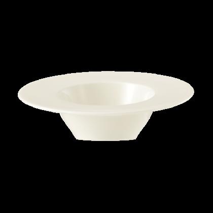 Diamant Eventschale schräg 18 cm cream