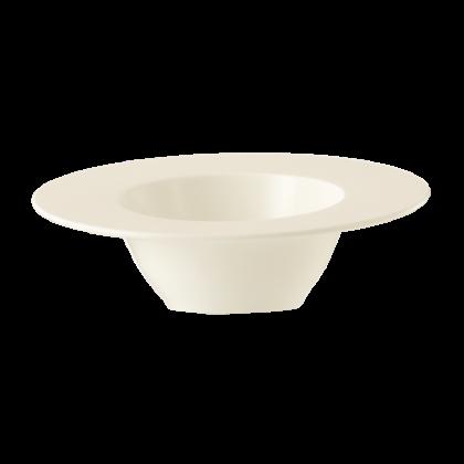 Diamant Eventschale schräg 22 cm cream