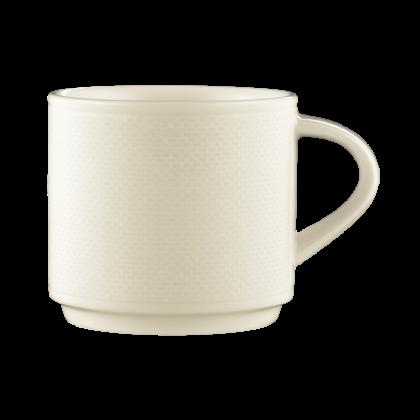 Diamant  Kaffeetasse 1 cream