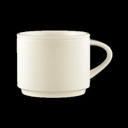 Diamant  Kaffeetasse 2 cream