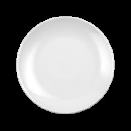 Meran Teller flach 5197 17,5 cm weiß