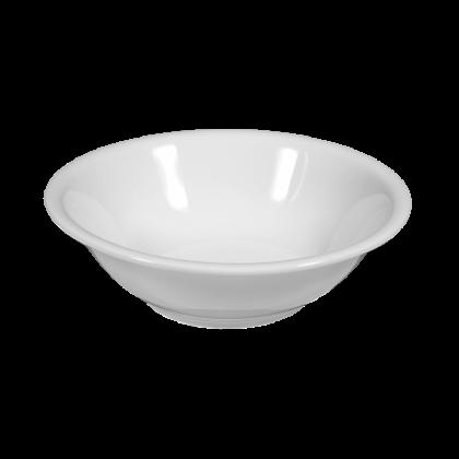 Meran Schüssel rund 16 cm weiß