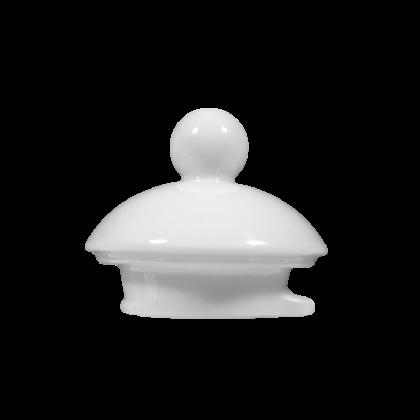 Meran Deckel zur Teekanne 1 weiß