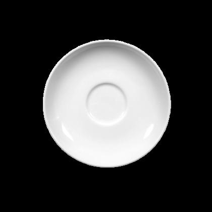 Meran Untertasse zur Espressotasse 1132 weiß
