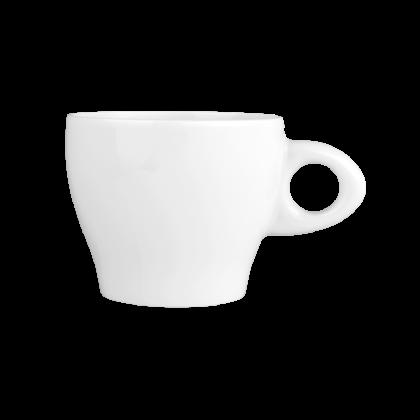 Meran Kaffeetasse Organic 0,21 l weiß
