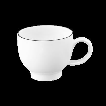 Lido Espressoobertasse 0,09 l Black Line