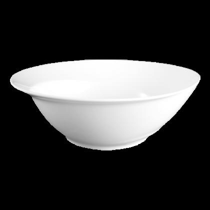 Paso Schüssel rund 25 cm weiß