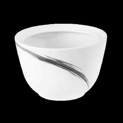 Paso Unterteil zur Zuckerdose 0,28 l Grey Brush