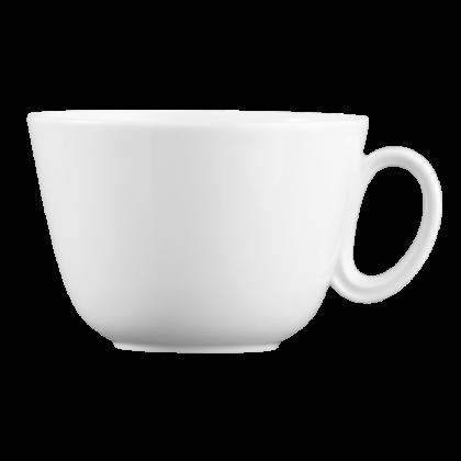 Paso Milchkaffeetasse 0,35 l weiß