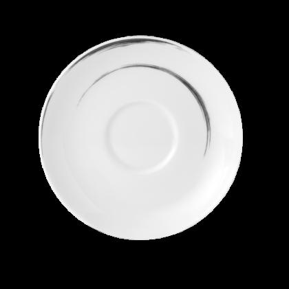 Paso Teeuntertasse 13 cm Grey Brush