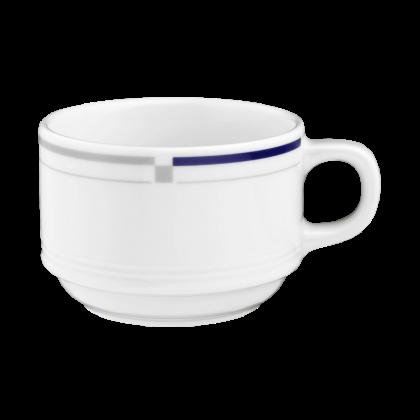 Imperial Kaffeetasse 1 blau-grau