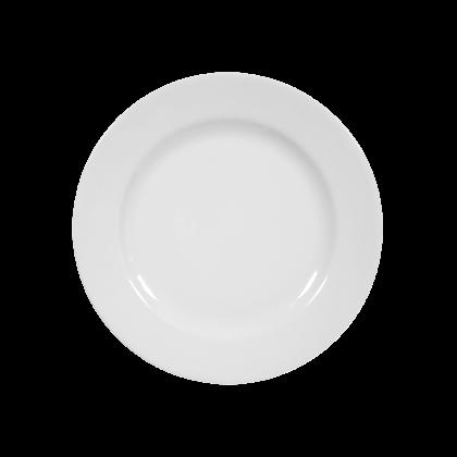 Rondo Frühstücksteller 20 cm weiß (2. Wahl)