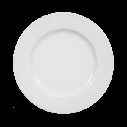 Rondo Speiseteller 27 cm weiß (2. Wahl)