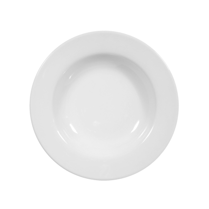 Rondo Suppenteller 23 cm weiß
