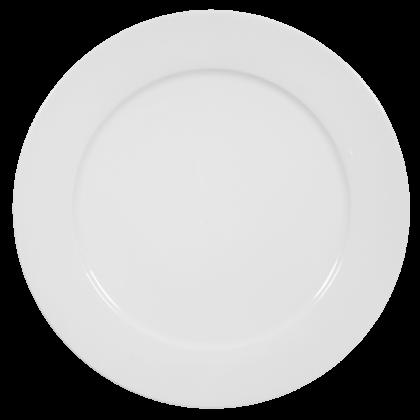 Rondo Platzteller 31 cm weiß