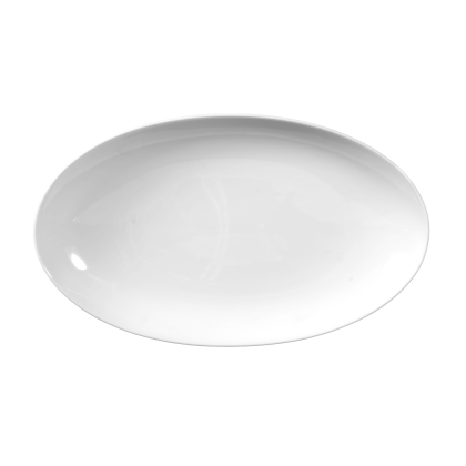 Rondo / Liane Beilagenplatte 24 cm weiß